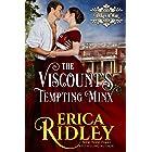 The Viscount's Tempting Minx: Regency Romance Novella (Dukes of War Book 1)