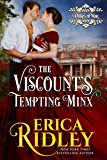 The Viscount's Tempting Minx: Regency Romance Novella (Dukes of War Book 1) (English Edition)