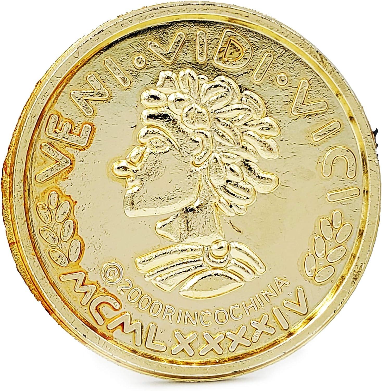 2-Pack The Dreidel Company St 144 Gold Coins Bulk Patricks Gold Coins Novelty Party Favors