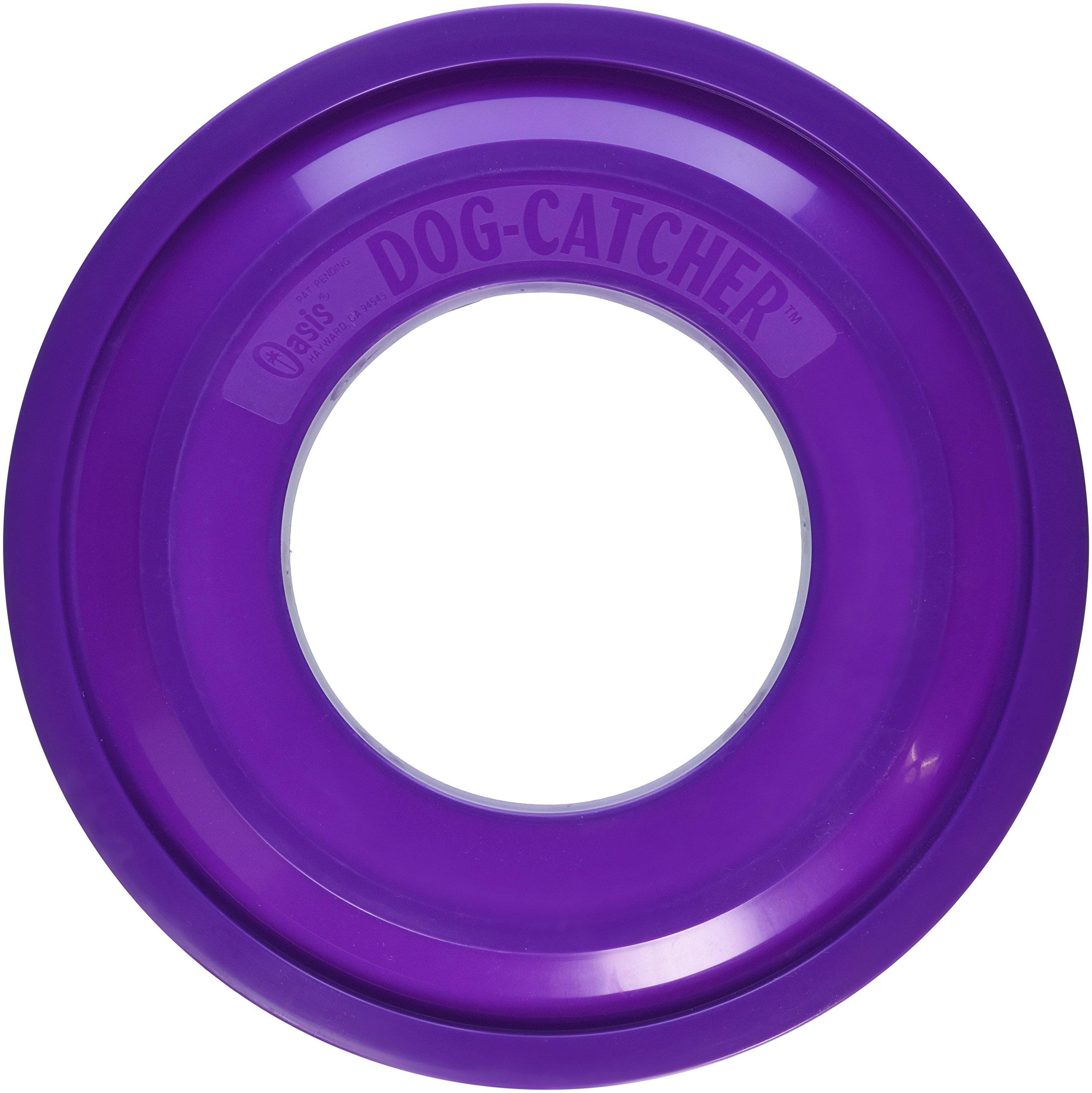 Kordon/Oasis (Novalek) DOA80035 Dog Catcher Flying Disc, 12-Inch, Colors Vary
