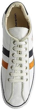 2215L: White / Orange / Navy