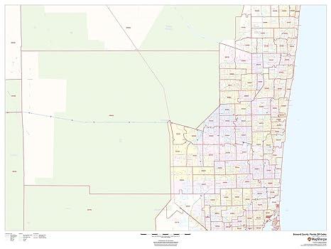 Amazon.: Broward County, Florida Zip Codes   48