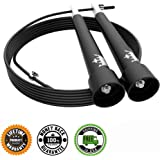 King Athletic Jump Rope :: New Skipping Rope for Workout and Speed Skip Training :: Because YOU Need The Best Jumping Ropes for Fitness/Exercise :: Includes 2 FREE eBooks