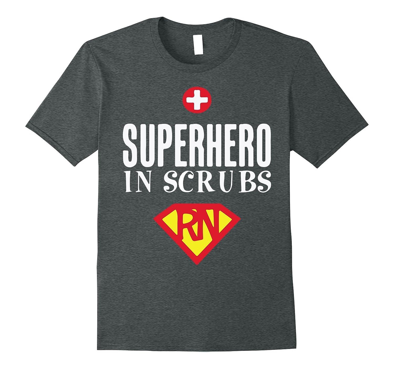 a88059b02 Nurse Shirt Captain Nurse Superhero T-Shirt-Vaci – Vaciuk