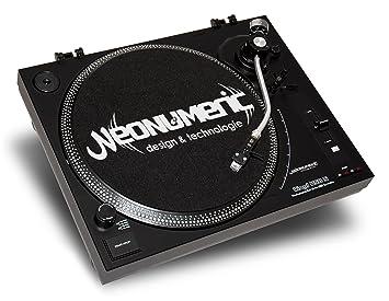Neonumeric tocadisco vinilo USB 2 velocidades Pitch: Amazon.es ...