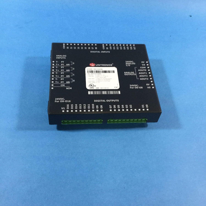 Unitronics V200-18-E4XB Snap-in I/O Module: Amazon com