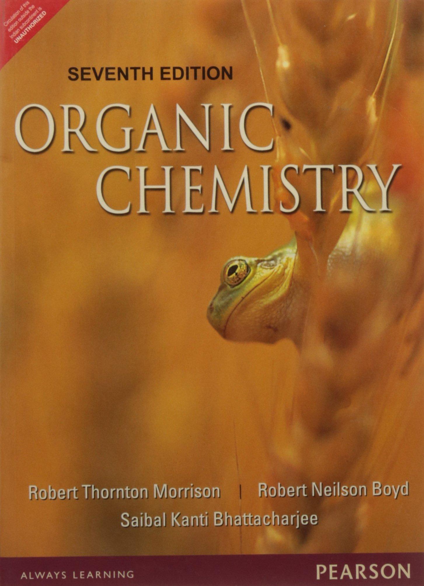 Download Organic Chemistry pdf