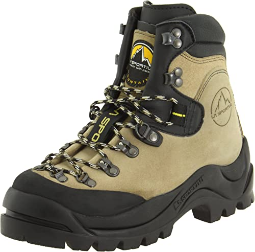 la sportiva men's makalu mountaineering boots