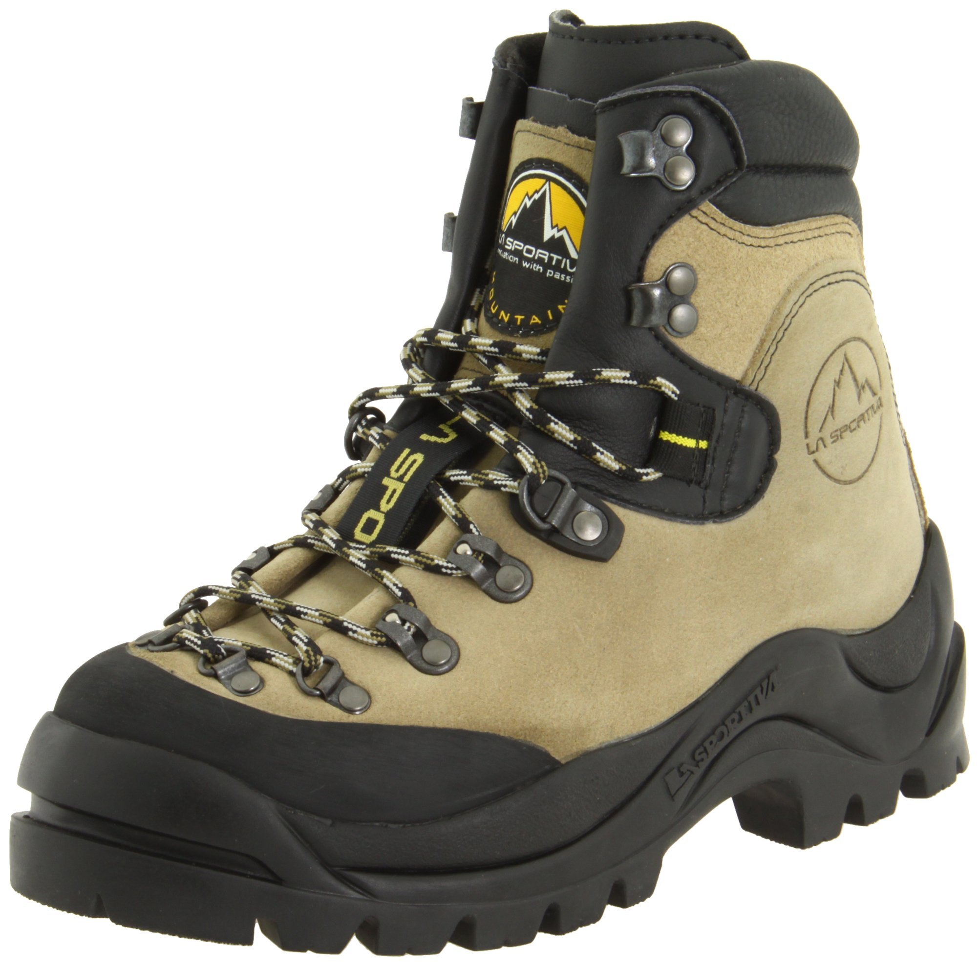 La Sportiva Men's Makalu Hiking Shoe, Natural, 44 by La Sportiva