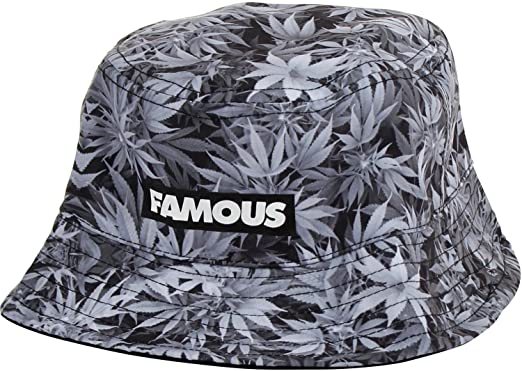 f7e0d9a1ae6 Famous Stars And Straps - Organic Reversible Bucket Hat