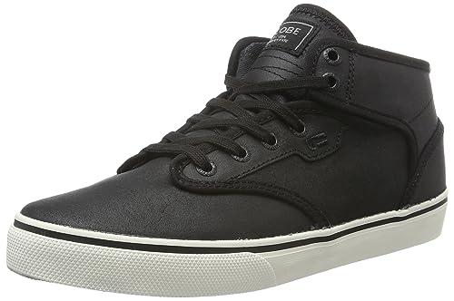 Globemotley - Zapatillas Hombre, Color Negro, Talla 45