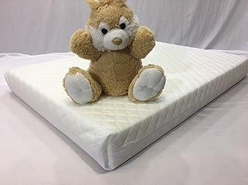 COT BED MATTRESS BREATHABLE FOAM MATTRESS COT BED Size 120 x 60 x 10 cm