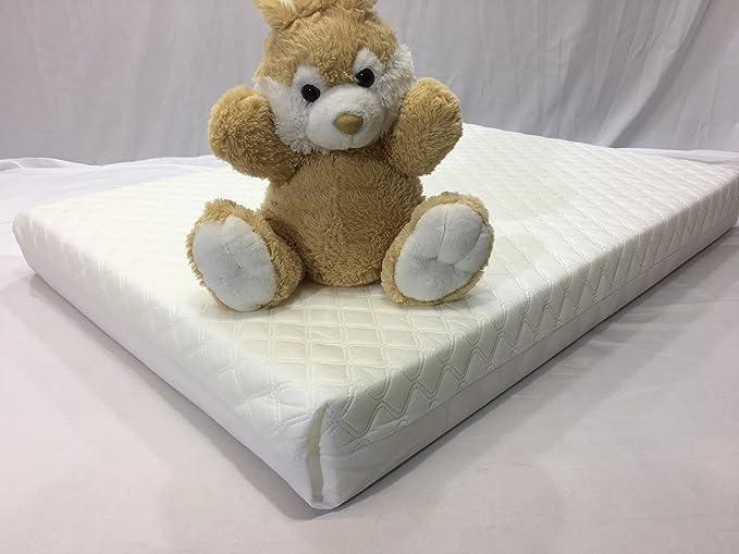 De calidad y espuma con funda extraíble grueso colchón para cama de adulto 120 x Lote de 60 moldes de 10 cm - aporta un toque elegante cable de seguridad ...
