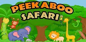 Peekaboo Safari Deluxe from Pixel Forge Software
