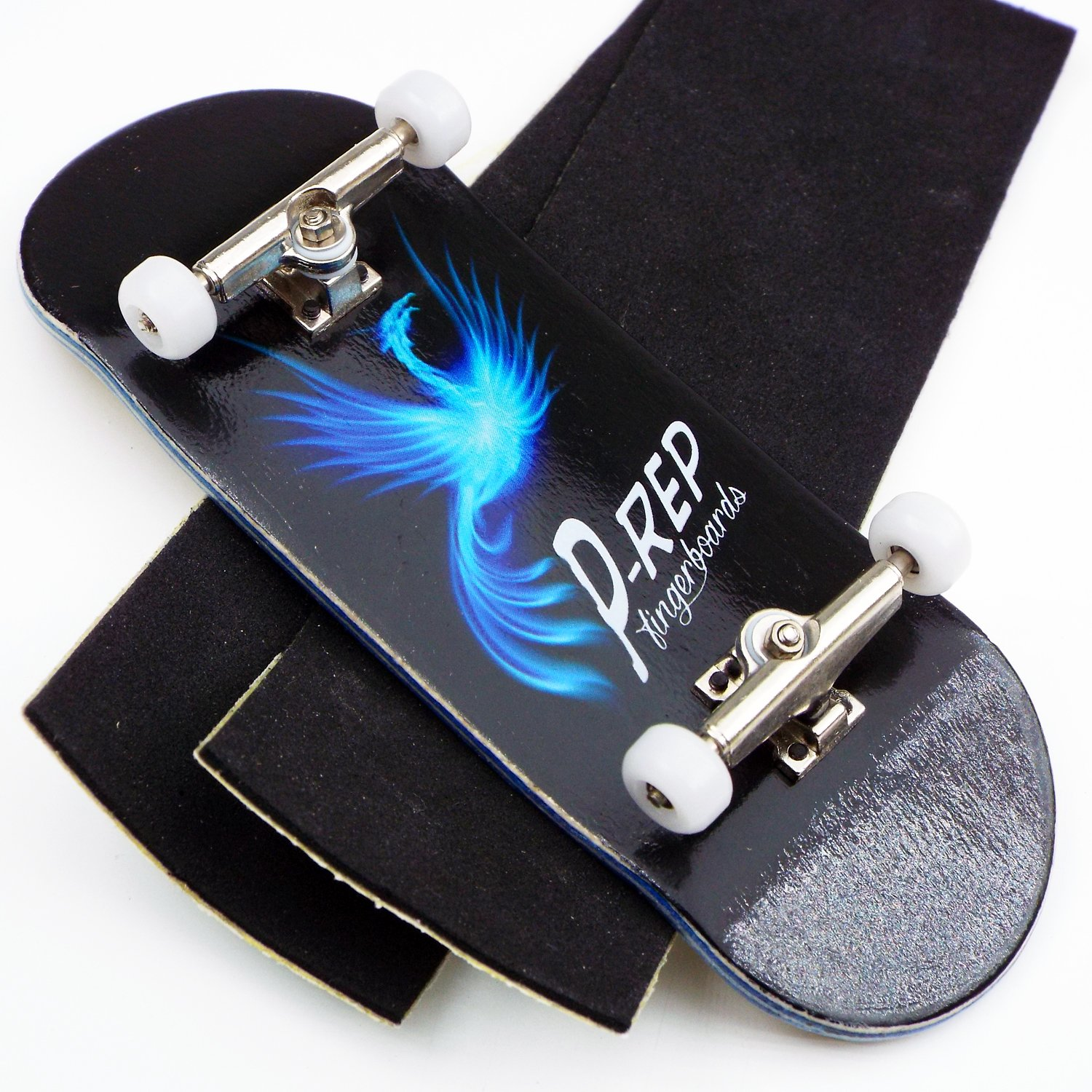 P-REP TUNED Complete Wooden Fingerboard 34mm x 100mm - Pheonix by Peoples Republic