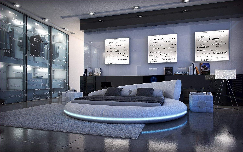 Platz 3 – Sofa Dreams – Wasserbett kaufen MEZZO mit  LED-Beleuchtung