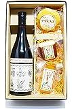 【要冷蔵】 【フランス 赤ワイン】リトル ジェームズ バスケット プレス レッド 750ml + いぶしチーズ 3個セット