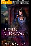 Bitten At Daybreak (Last Witch Standing Book 3)