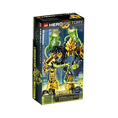 LEGO Hero Factory Meltdown 7148: Toys & Games
