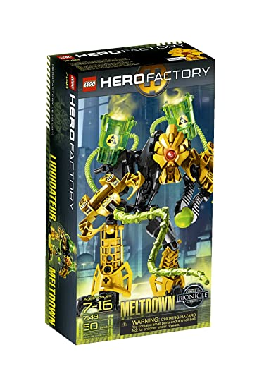 Buy Lego Hero Factory Meltdown 7148 Online At Low Prices In India