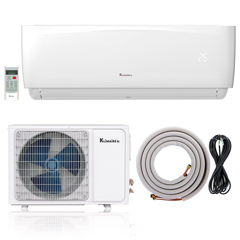 Amazoncom Klimaire Ductless Mini Split Inverter Air Conditioner