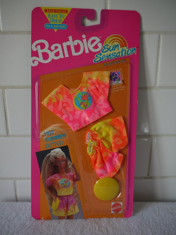Barbie Sun Sensation Easy to Dress Fashion 2929 (1991) by Mattel