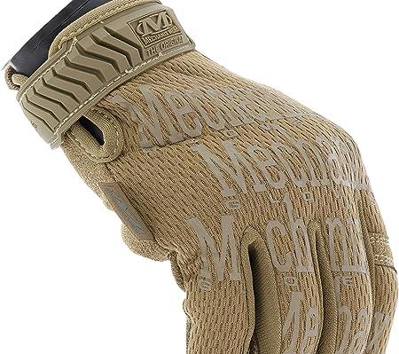 Small Coyote Mechanix Herren FastFit Tactical Touch Handschuhe braun