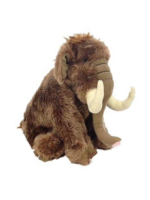 mammut giocattolo  Mammut Seduto Peluche Morbido Giocattolo 25cm (RB426):  ...