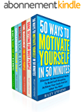 How To Be A Productive Person Box Set (6 in 1): Learn How To Reach Your Goals, Build Self-Discipline And Get Things Done Quickly (Time Management Hacks, ... Finding Inner Happiness) (English Edition)