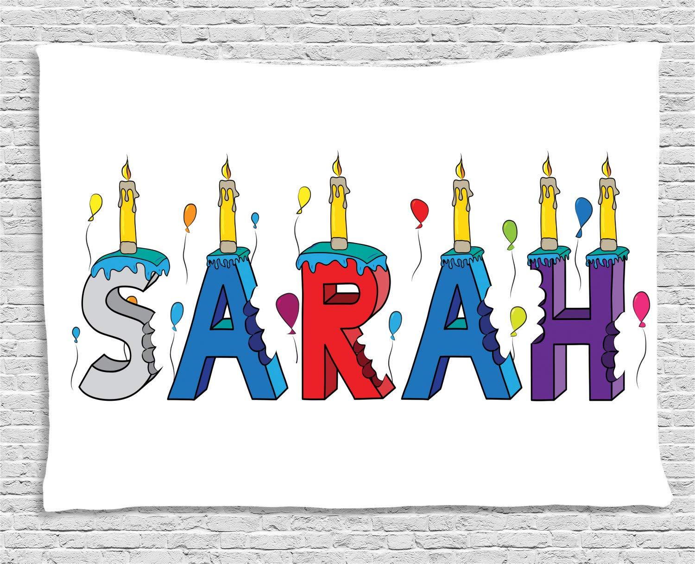 ABAKUHAUS Sarah Tapiz de Pared, La Muchacha del Cumpleaños Diseño ...