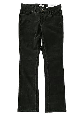 d0393902 Ann Taylor LOFT Women's Regular & Tall - Curvy Bootcut Corduroy Pants (0,  Deepest