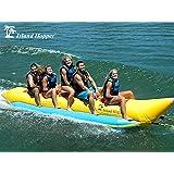 Island Hoppers 5 Passenger Inline Heavy Recreational Banana-boat