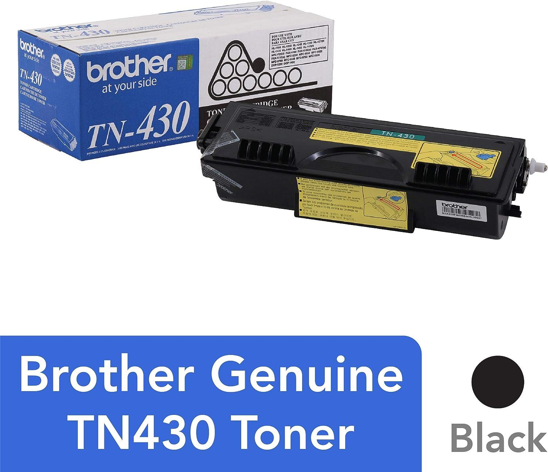 B00004SDB5 Brother TN-430 Fax-4750 5750 8350 8750 HL-1030 1230 1430 MFC-8300 9600 Toner Cartridge (Black) in Retail Packaging 81Oe3xzqJBL.SL1500_