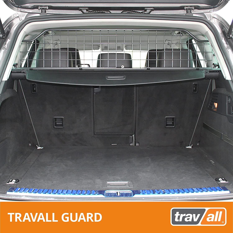 Travall® Guard Hundegitter TDG1357 – Maßgeschneidertes Trenngitter in Original Qualität