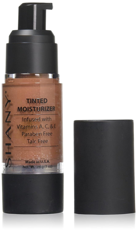 SHANY Tinted Moisturizer, Paraben Free/Talc Free, Warmth M FTM-002