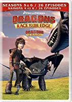 Dragons: Race to the Edge - Seasons 5 & 6 (Sous-titres français)