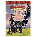 Dragons: Race to the Edge - Seasons 5 & 6 [DVD]