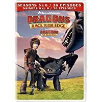 Dragons: Race to the Edge - Seasons 5 & 6 (Sous-titres français)