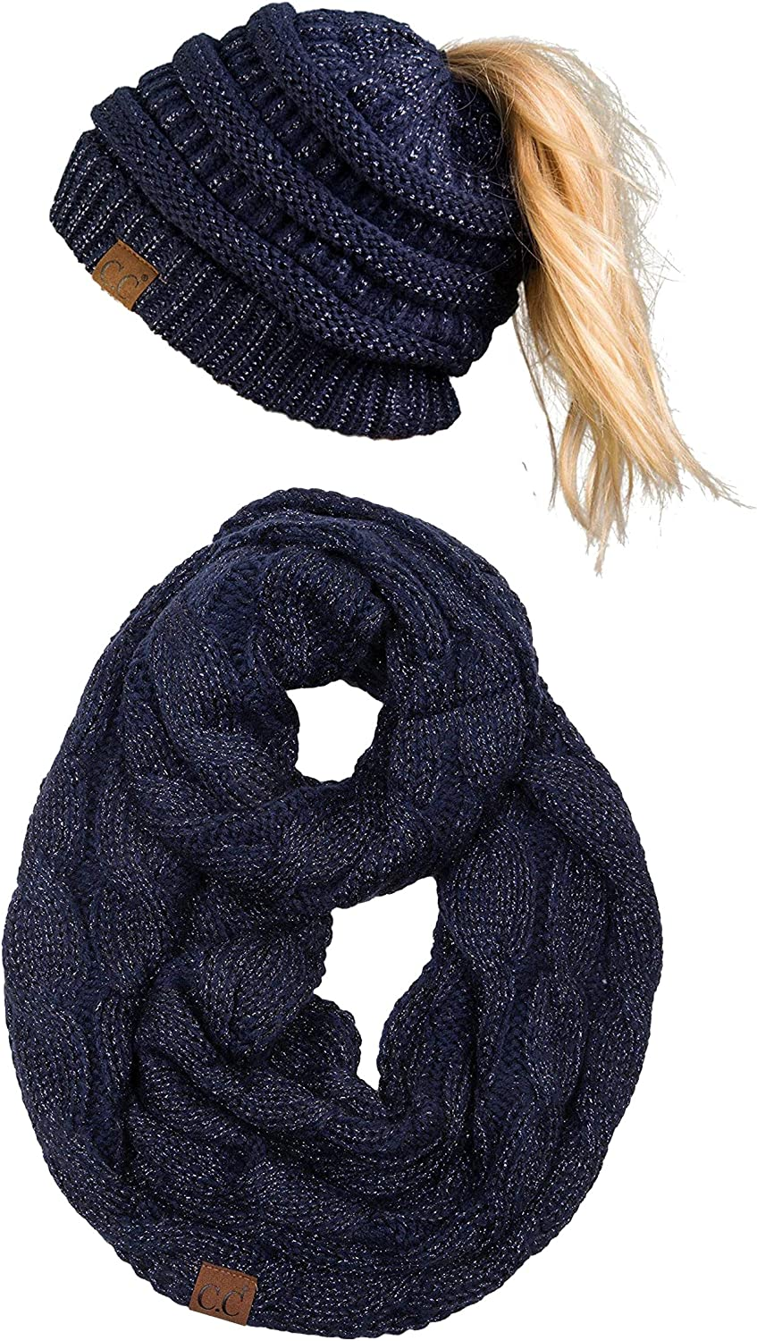 Funky Junque Infinity Scarf...