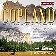 Copland: Orchestral Works V3 [BBC Philharmonic; John Wilson] [Chandos: CHSA 5195]