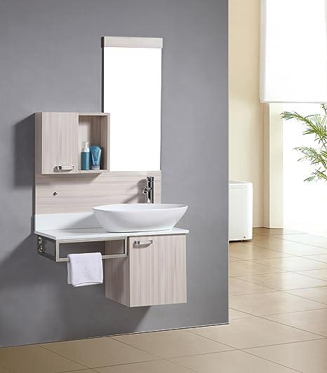 Amazon mobili da bagno good set da balcone wien grey washed in legno di acacia sedie tavolo da - Amazon mobili bagno ...