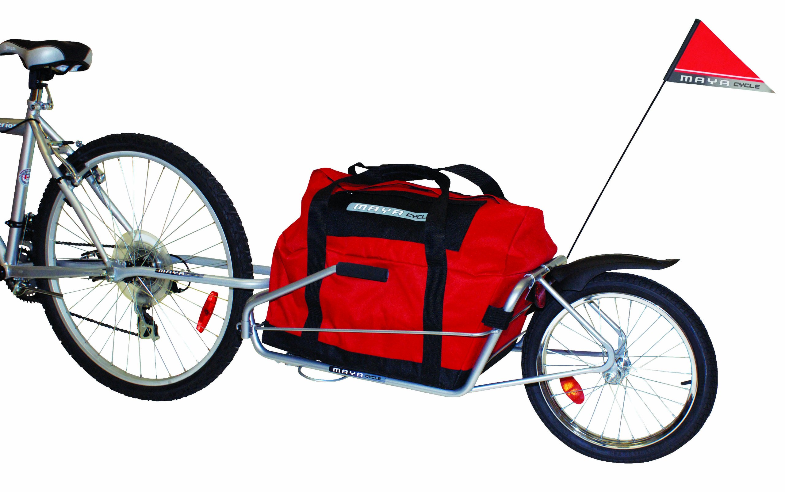 Maya Cycle Bike Trailer