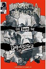 The Umbrella Academy: Dallas #1 Kindle Edition