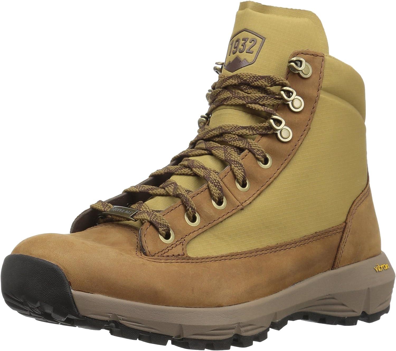 Danner Men's Explorer 650 6 Full Grain Hiking Boot