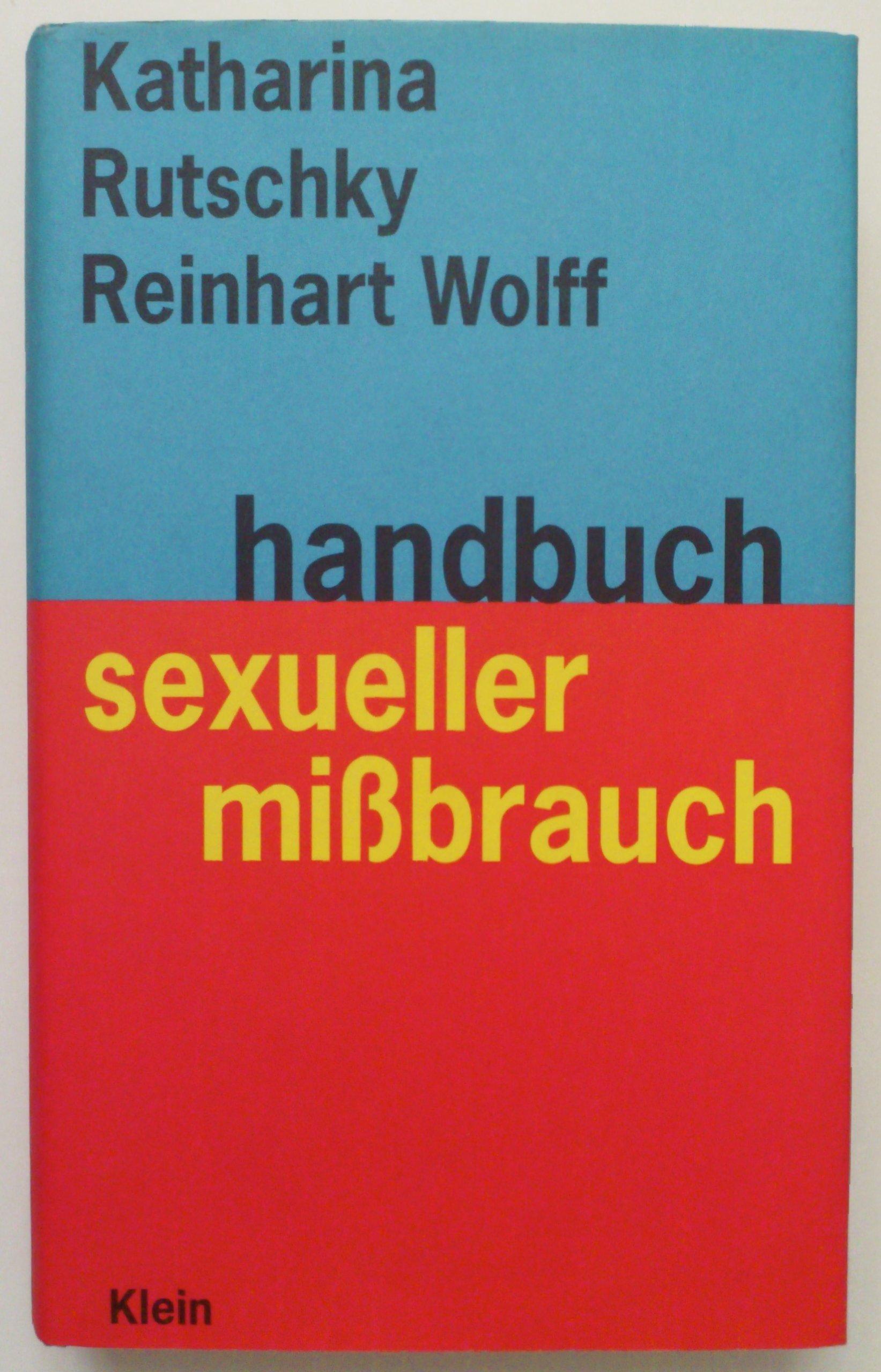 Handbuch Sexueller Missbrauch