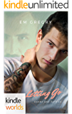 Memories with The Breakfast Club: Letting Go - Danny and Patrick (Kindle Worlds Novella)