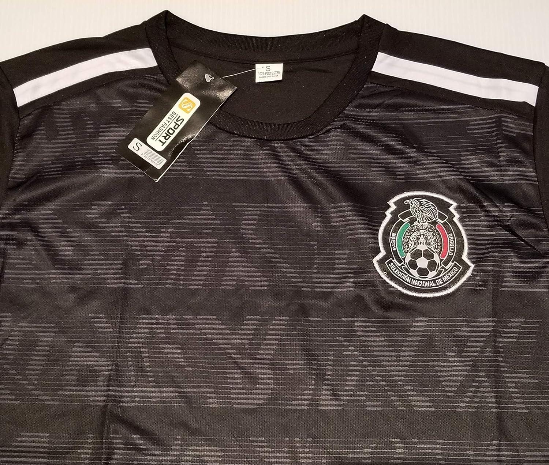 Soccer New Mexico 2019 Home Jersey Copa Oro Seleccion Mexicana