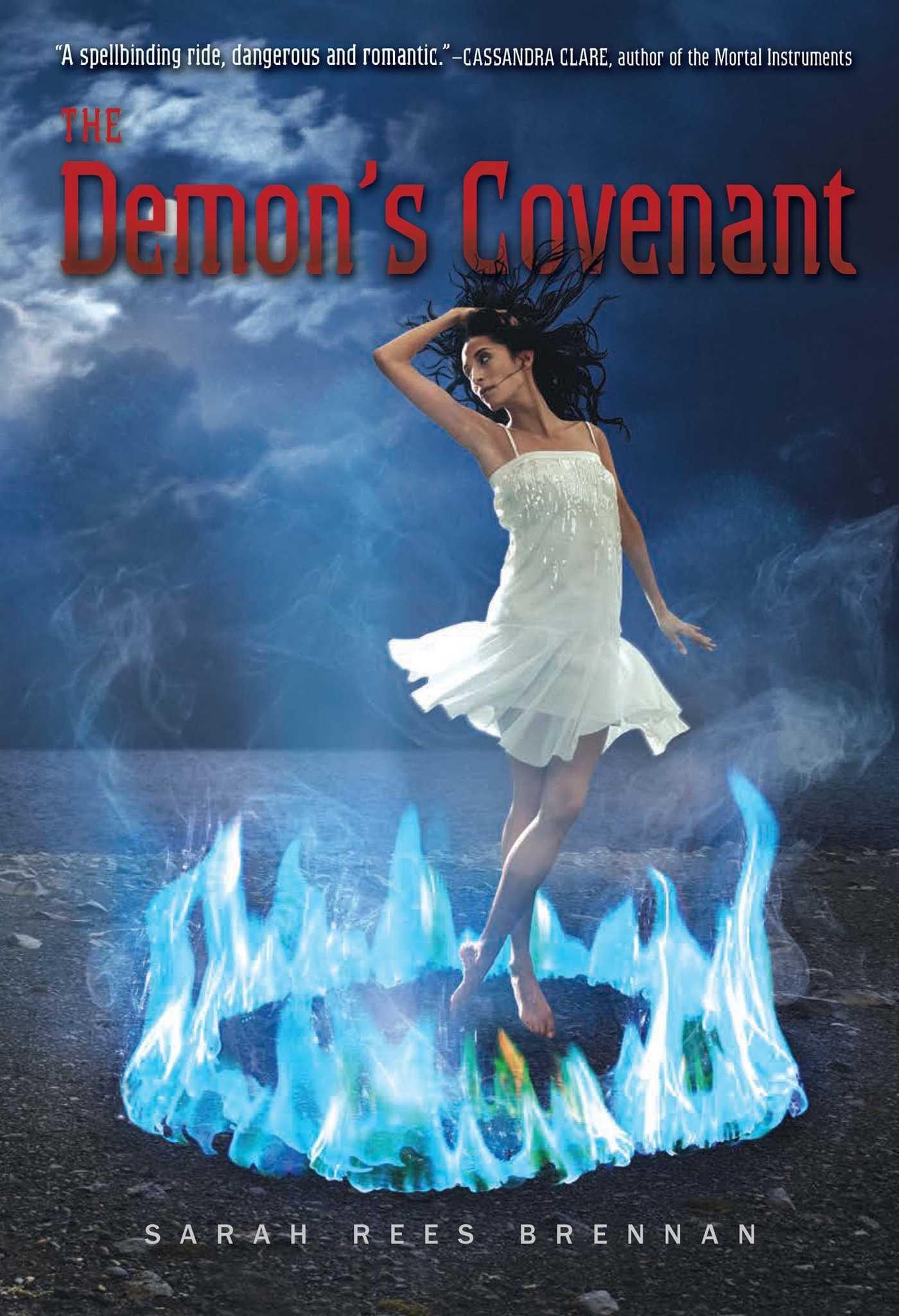 The Demon's Covenant (The Demon's Lexicon Trilogy) ebook