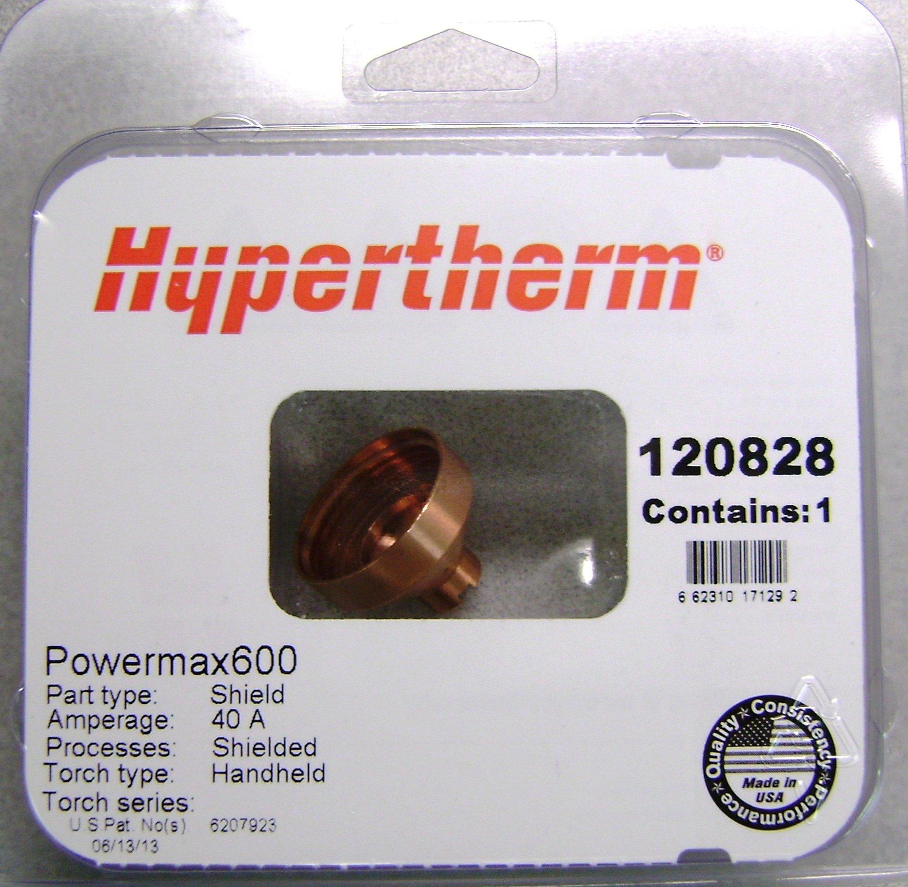 Hypertherm 120828 Shield, Hand Cutting