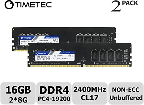 8GB Memory for FUJITSU Celsius W570 PARTS-QUICK Brand D3517 DDR4 2400MHz ECC UDIMM